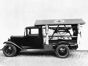 1932 Chevrolet Model NA Ambulance