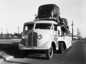 1935 Chevrolet COE Haul-Away by Montpelier