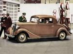 Chevrolet Standard Coupe 1935 года