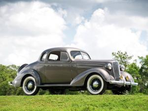 Chevrolet Master DeLuxe Coupe 1936 года