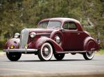 Chevrolet Master DeLuxe Sport Coupe 1936 года