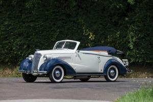 1937 Chevrolet Master Cabriolet by Duval