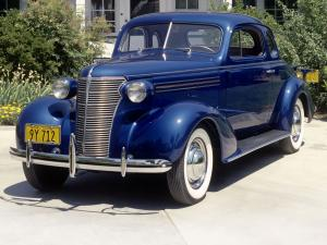 Chevrolet Master Coupe-Delivery 1938 года