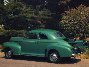 1941 Chevrolet Master DeLuxe Coupe-Delivery