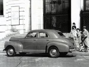 1941 Chevrolet Special DeLuxe Fleetline Sedan