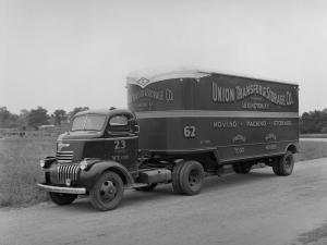 1942 Chevrolet COE 1½-Ton Chassis Cab