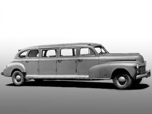 1942 Chevrolet War Workers Coach by FitzJohn