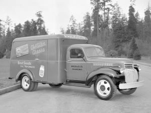 1946 Chevrolet 6400 Chassis Cab
