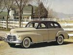 Chevrolet Fleetmaster 4-Door Sport Sedan 1946 года