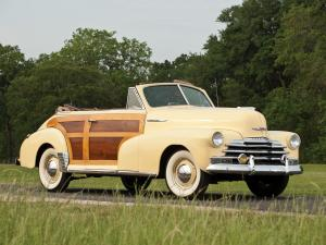 1947 Chevrolet Fleetmaster Country Club Convertible