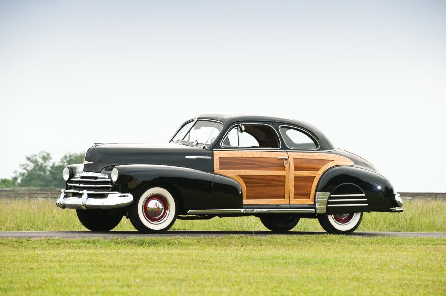 1947 Chevrolet Fleetmaster Country Club Sport Coupe