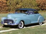 Chevrolet Fleetmaster Sport Coupe 1947 года
