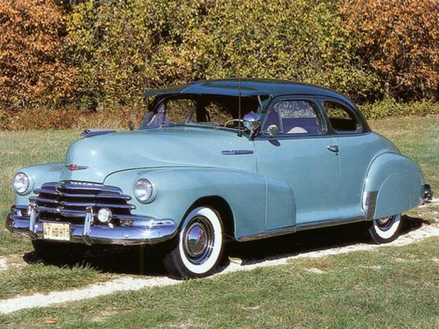 1947 Chevrolet Fleetmaster Sport Coupe