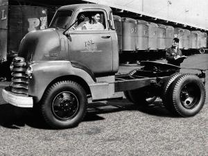 1948 Chevrolet 5100 COE Chassis Cab