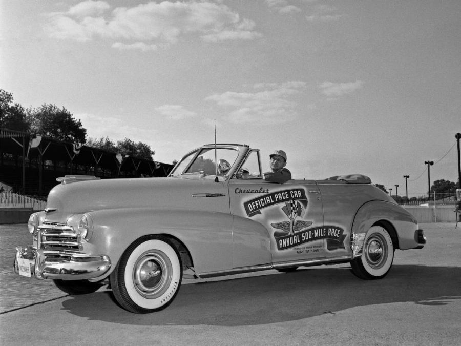 1948 Chevrolet Fleetmaster Convertible Indy 500 Pace Car