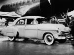 Chevrolet Deluxe Styleline 4-Door Sedan 1949 года