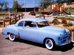 Chevrolet Styleline Special Business Coupe 1952 года