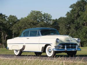 1953 Chevrolet DeLuxe 210 Sport Coupe