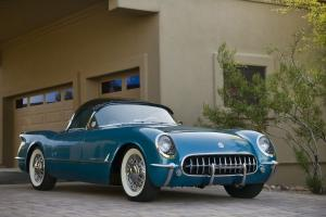 1954 Chevrolet Corvette Bubbletop Roadster