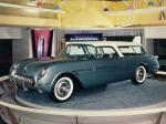 Chevrolet Corvette Nomad Concept Car 1954 года