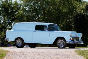 Chevrolet 1500 Custom Sedan Delivery 1955 года