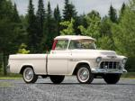 Chevrolet 3100 Cameo Carrier Suburban Pickup Truck 1955 года