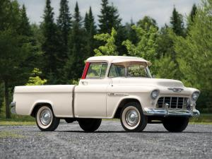 Chevrolet 3100 Cameo Carrier Suburban Pickup Truck