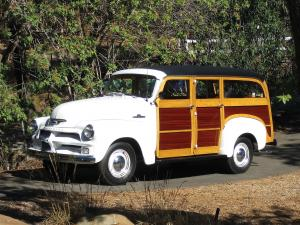 1955 Chevrolet 3100 Cantrell Carryall Wagon