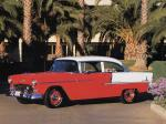 Chevrolet Bel Air 2-Door Sedan 1955 года