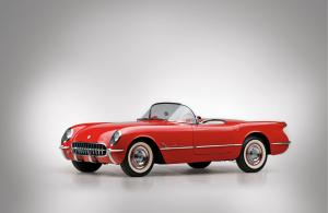 Chevrolet Corvette Roadster 1955 года