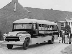 1956 Chevrolet 6800 School Bus