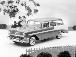 1956 Chevrolet Bel Air Beauville Station Wagon