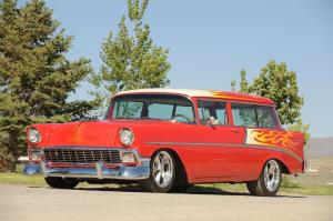 1956 Chevrolet Handyman Station Wagon Custom
