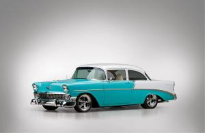 1956 Chevrolet Two-Ten Custom 2-Door Sedan