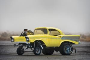 1957 Chevrolet 2-3 Scale Revell Show Rod