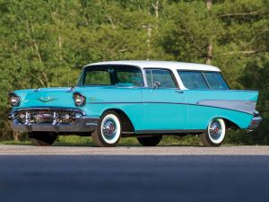 Chevrolet Bel Air Nomad 1957 года