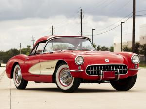 Chevrolet Corvette Fuel Injection 579B 283/283 HP 1957 года