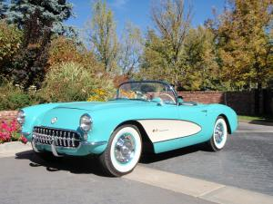 1957 Chevrolet Corvette Fuel-Injected Roadster