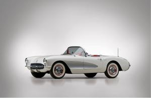 Chevrolet Corvette Roadster 1957 года