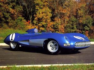1957 Chevrolet Corvette SS XP 64 Concept Car