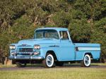 Chevrolet Apache 31 Cameo Fleetside Pickup Truck 1958 года