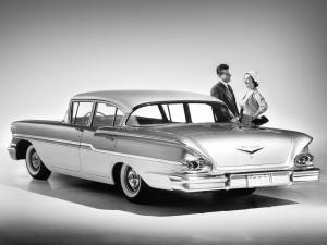 1958 Chevrolet Biscayne Sedan
