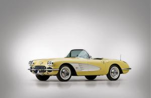 1958 Chevrolet Corvette Convertible Roadster