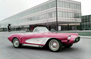 1958 Chevrolet Corvette XP-700 Concept Car