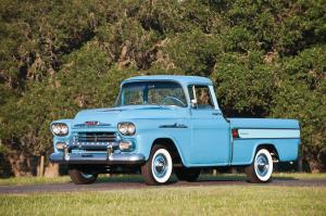 1958 Chevrolet Half-Ton Cameo Carrier Pickup Truck