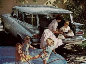 1959 Chevrolet Brookwood 2-Door Wagon