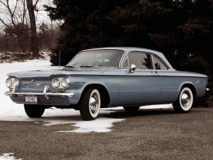 1960 Chevrolet Corvair Deluxe 700 Coupe