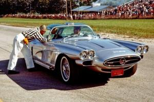 Chevrolet Corvette XP-700 Experimental Car 1960 года