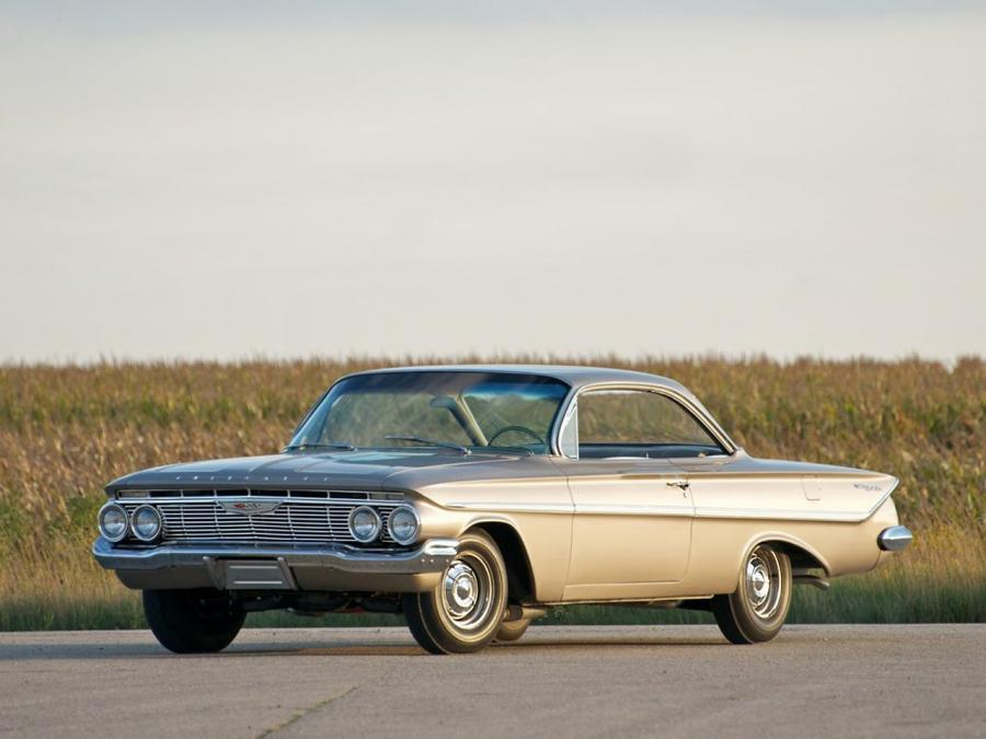 Chevrolet Bel Air 409 Sport Coupe '1961