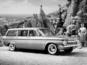 Chevrolet Corvair Deluxe 700 Lakewood